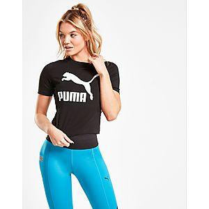 0a7d1dd6ff8 PUMA Classic Cut Out T-Shirt ...