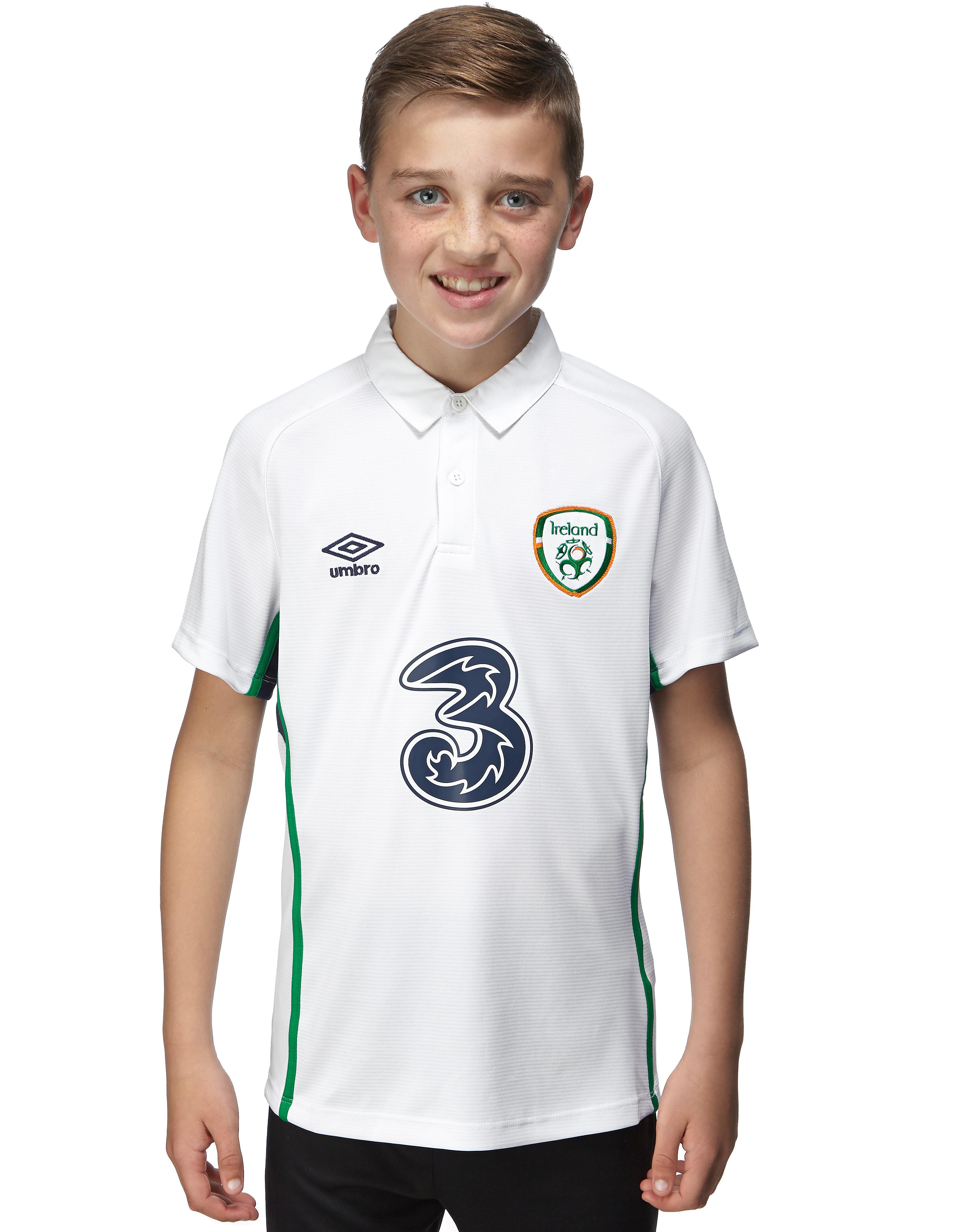 Umbro Republic of Ireland 2014 Away Shirt Junior