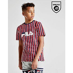 c9854fc3b73 ... Fila Pluto Stripe T-Shirt Junior