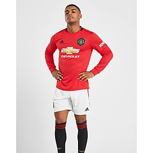 bd106df55c7 adidas Manchester United FC 19 20 Home Shorts ...