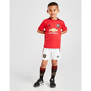 2e37a32c0156 adidas Manchester United 19 20 Home Kit Children PRE ORDE ...