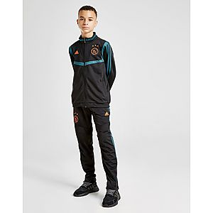 a5145576f adidas Ajax Presentation Tracksuit Junior ...