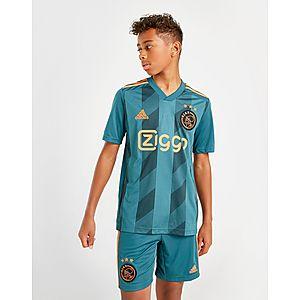 c59c8b56303 ... adidas Ajax 2019 20 Away Shorts Junior PRE ORDER