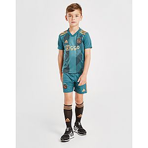 6af26137d adidas Ajax 2019 Away Kit Children PRE ORDER ...