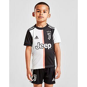 32ee14876ee ... adidas Juventus FC 19 20 Home Kit Children