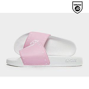 17f2eca55e41 Pink Soda Sport Shake Slides Women s ...