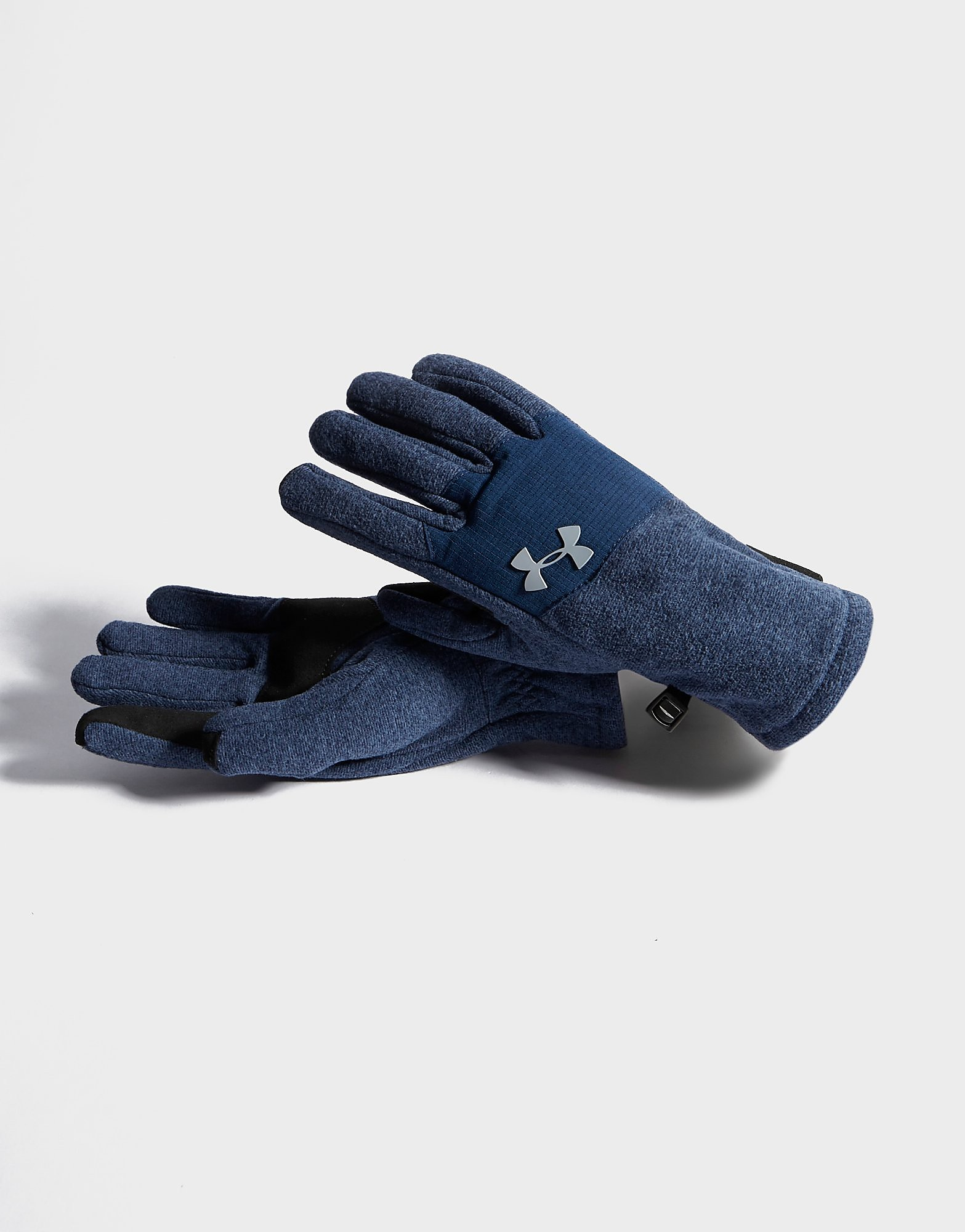 Under Armour Fleece Gloves 2.0 - Blauw - Heren