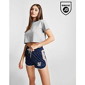 d46cd36e98d SikSilk Tape Shorts ...