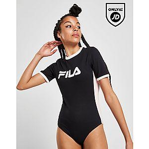 2352787deb9 Fila Ringer Bodysuit Fila Ringer Bodysuit