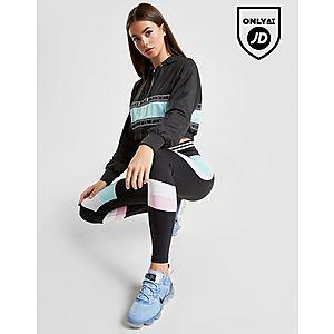 e719a637352bc Pink Soda Sport Colour Block Zip Wind Jacket ...