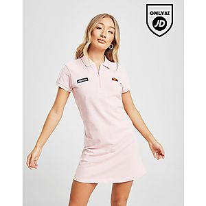 4f1c789c75ae7a Ellesse Polo Shirt Dress Ellesse Polo Shirt Dress