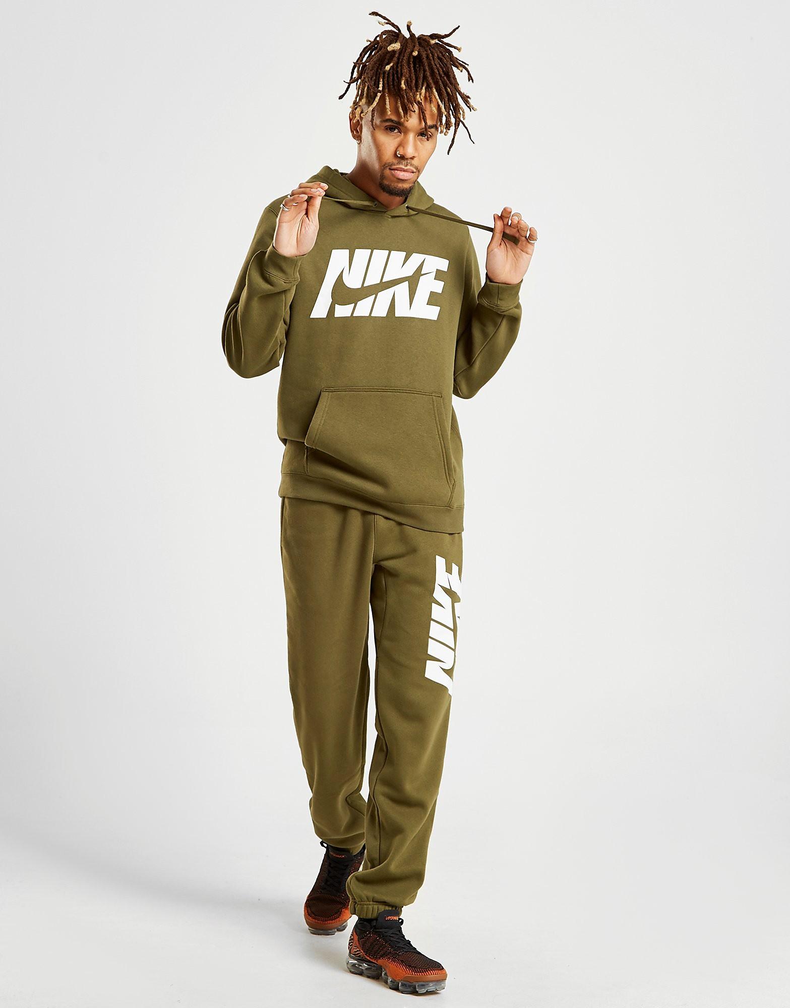 Nike Club Joggers Heren - alleen bij JD - Groen - Heren