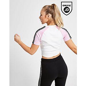 b72a84c32f3 ... Pink Soda Sport Panel T-Shirt
