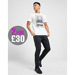 69b98db26ecc ... adidas Box Fade Logo T-Shirt