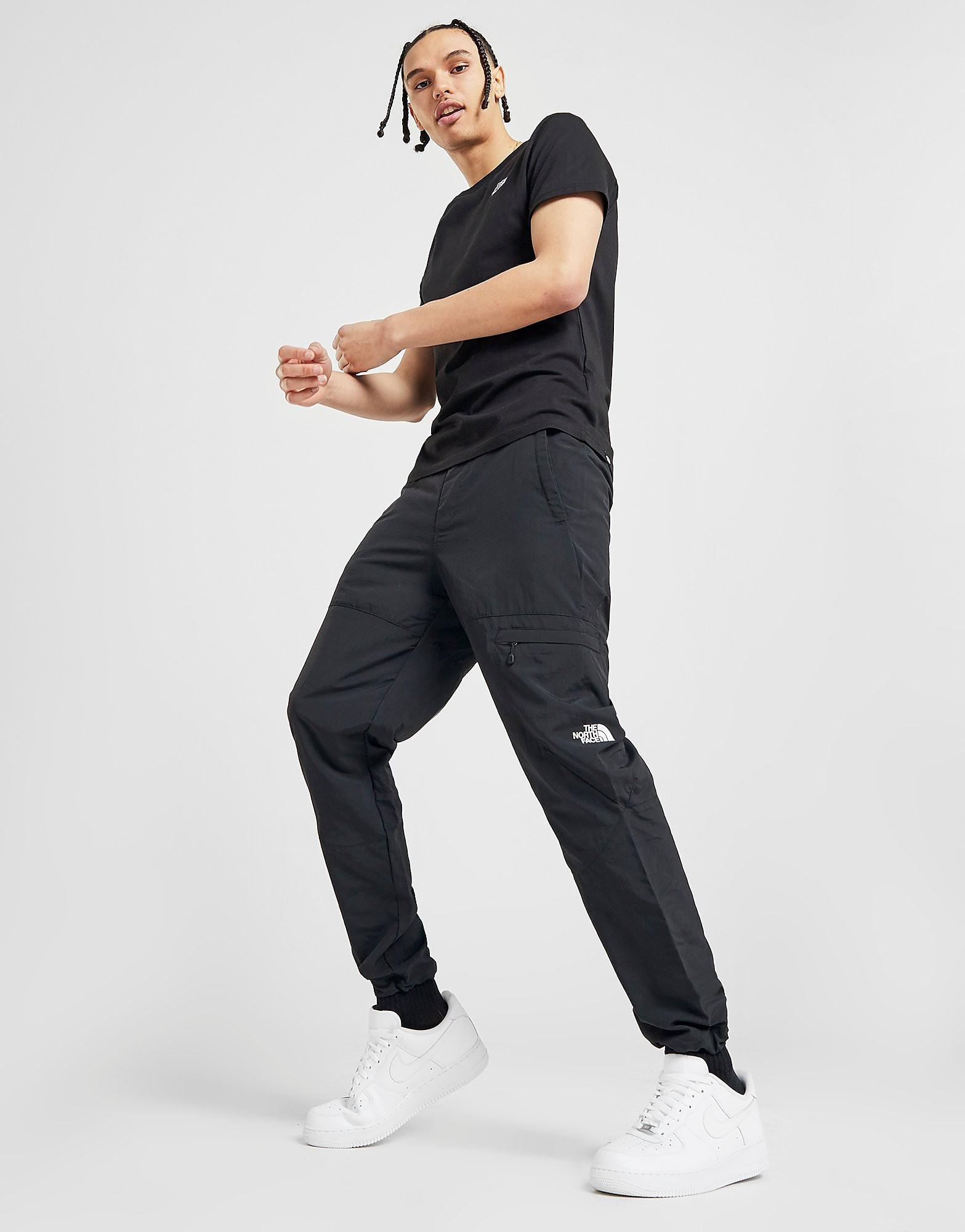 The North Face Zip Pocket Pants Heren  alleen bij JD Zwart Heren Zwart