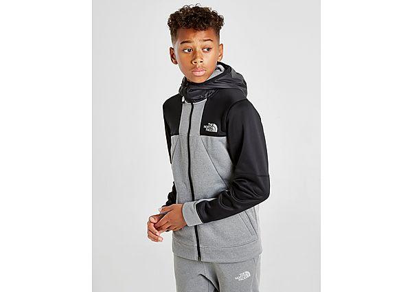 The North Face Mittellegi Full Zip Hoodie Junior - Black - Kind
