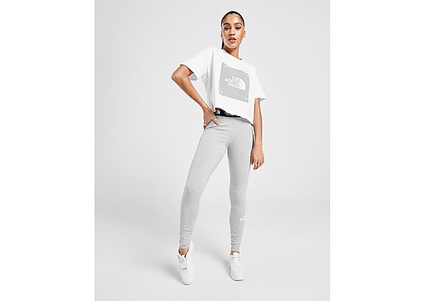 Calzoncillos Deportivos The North Face leggings Tape Waist, White