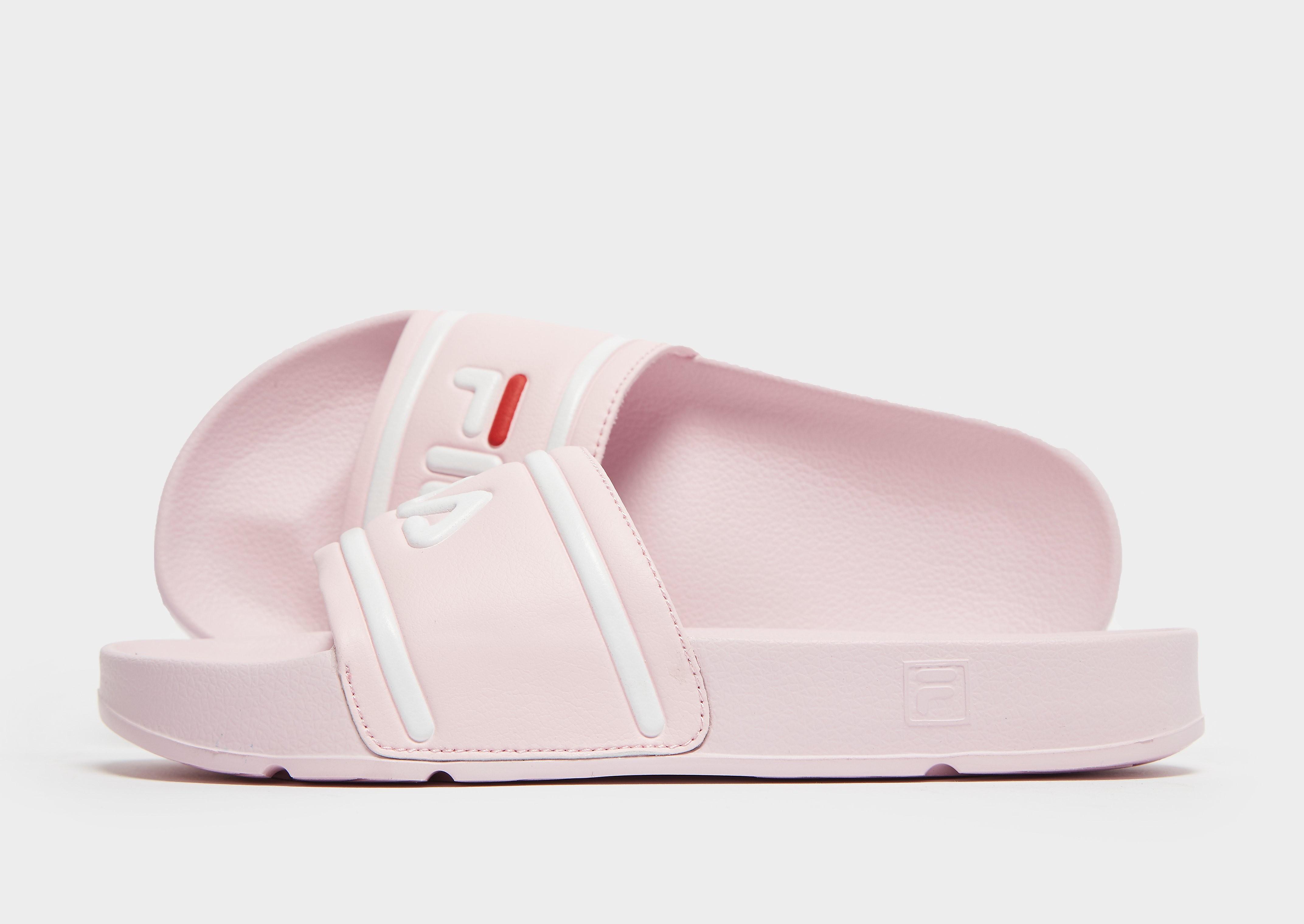 55% Sale Fila Drifter Slides Damen - Pink - Womens, Pink | foccz.com