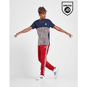 823016aefca adidas Originals Trefoil Stripe T-Shirt ...