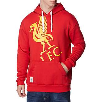 Official Team LFC Graphic Hoody