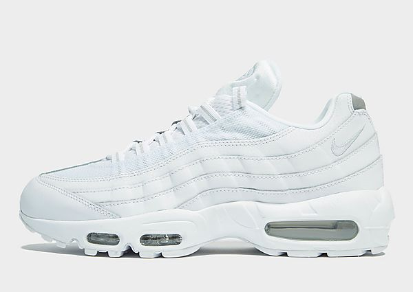 Nike Air Max 95, White/Grey Fog/White/White