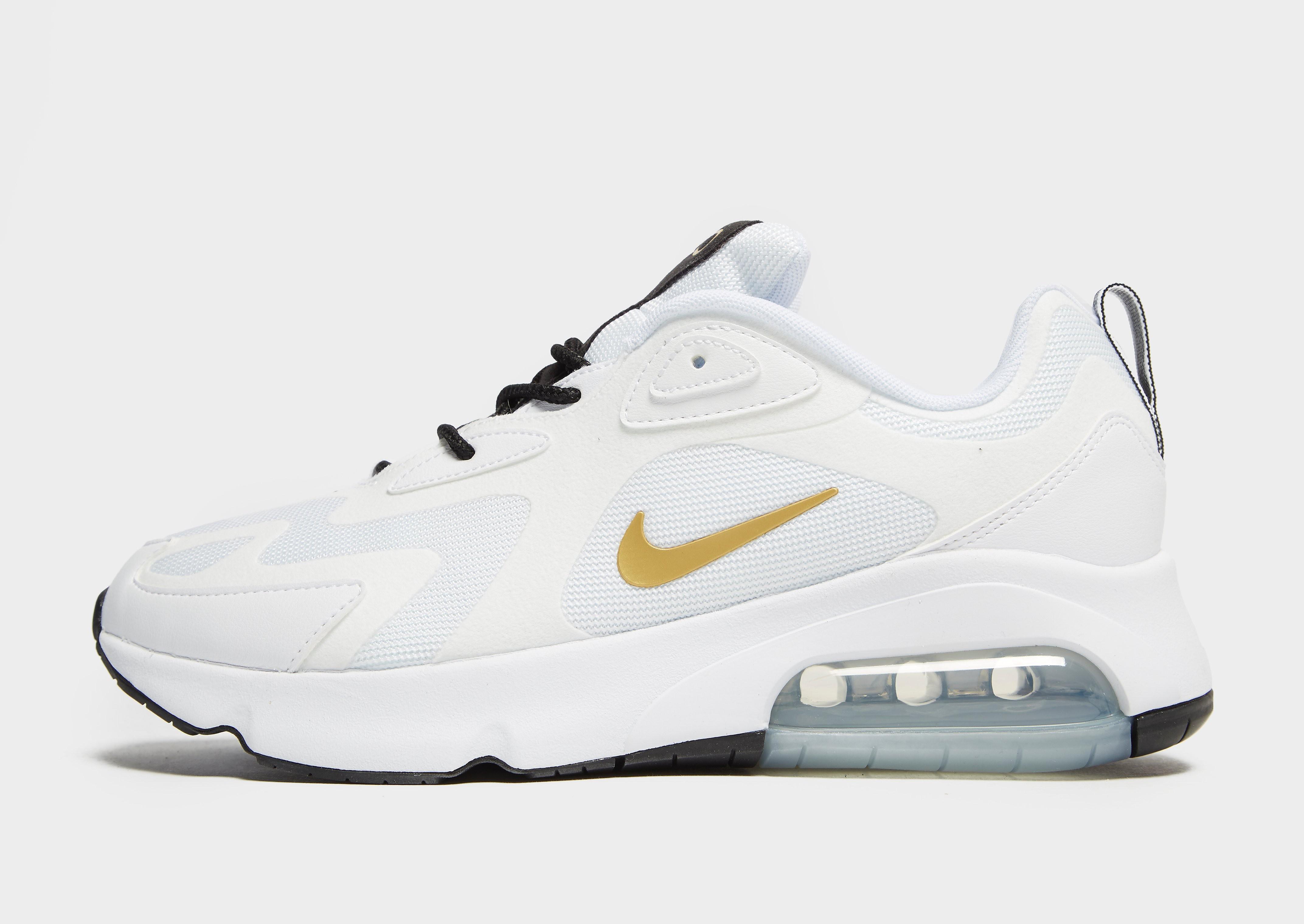 Nike Air Max 200, Blanco