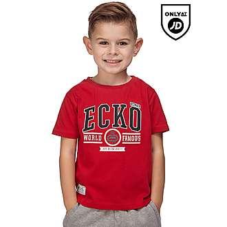 Ecko Cloud T-Shirt Children