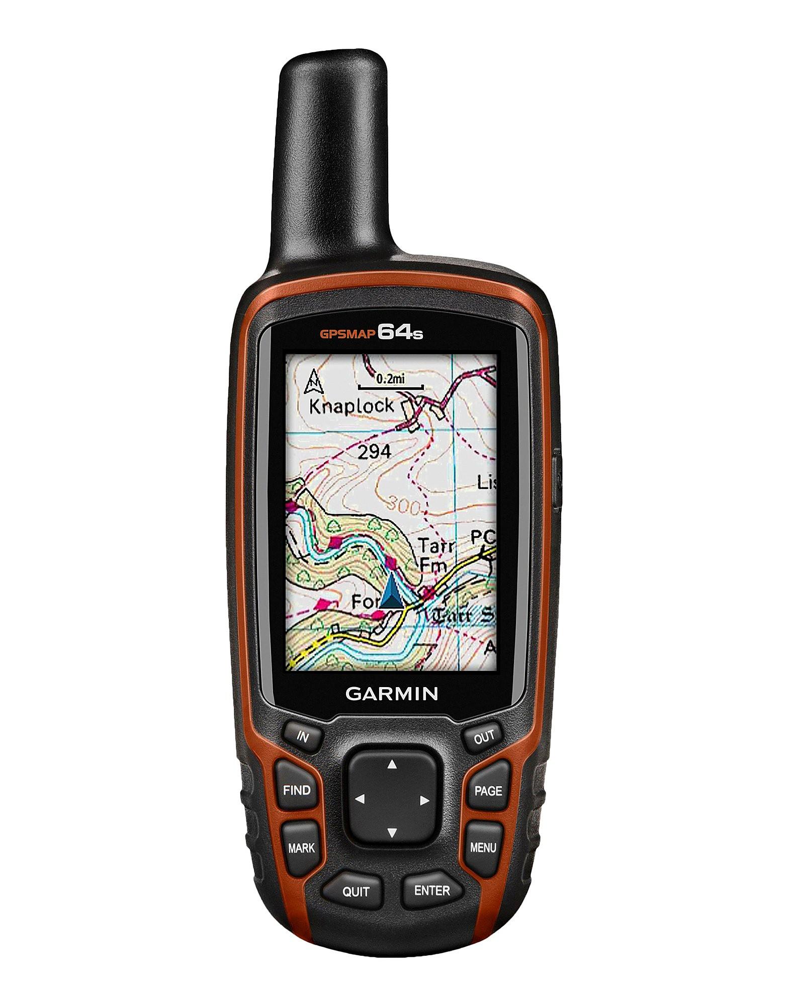 Garmin GPSMAP 64s Discoverer Bundle