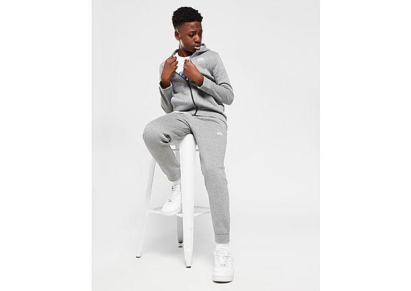 Comprar Ropa deportiva para niños online Nike chándal Fleece júnior, Grey/Whtie