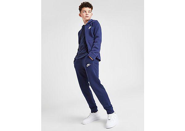 Comprar Ropa deportiva para niños online Nike chándal Fleece júnior, White