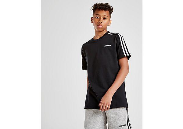 Comprar Ropa deportiva para niños online adidas 3-Stripes T-Shirt Junior, White