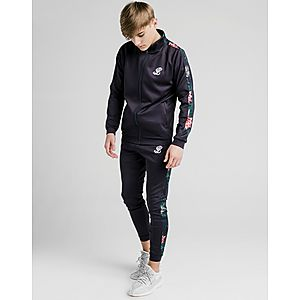 a359bad790a ILLUSIVE LONDON Floral Panel Joggers Junior ILLUSIVE LONDON Floral Panel  Joggers Junior