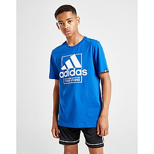 04fff6017 adidas Badge of Sport Outline T-Shirt Junior ...