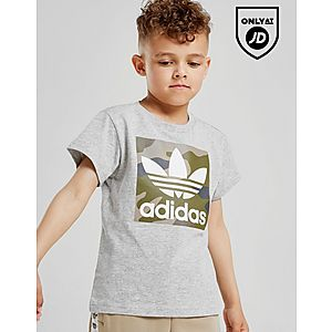 8dbbe445c0da adidas Originals Camo Box T-Shirt Children ...