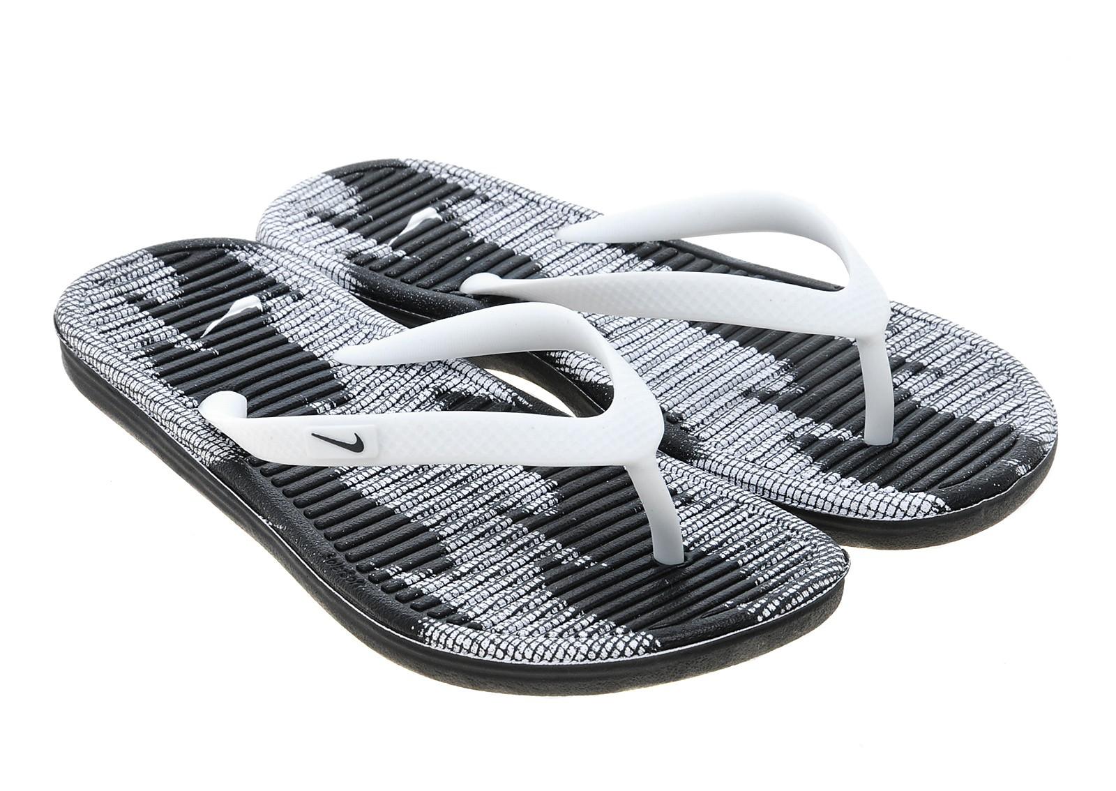 Nike Solarsoft Flip Flops Children