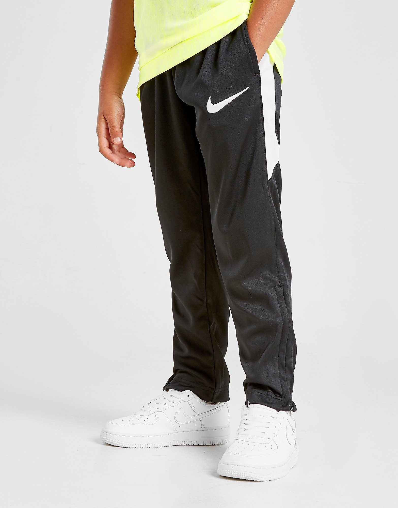 Nike Soccer Track Pants Children Zwart Kind