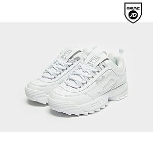 newest 3dfeb ae28b Fila Disruptor II Children Fila Disruptor II Children