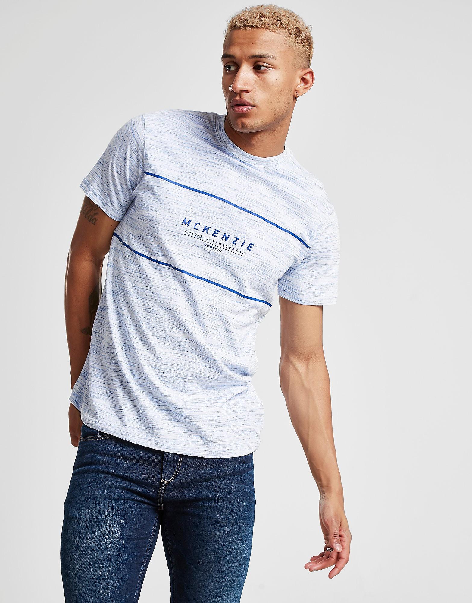 McKenzie Matteo T-Shirt - alleen bij JD - Blauw - Heren