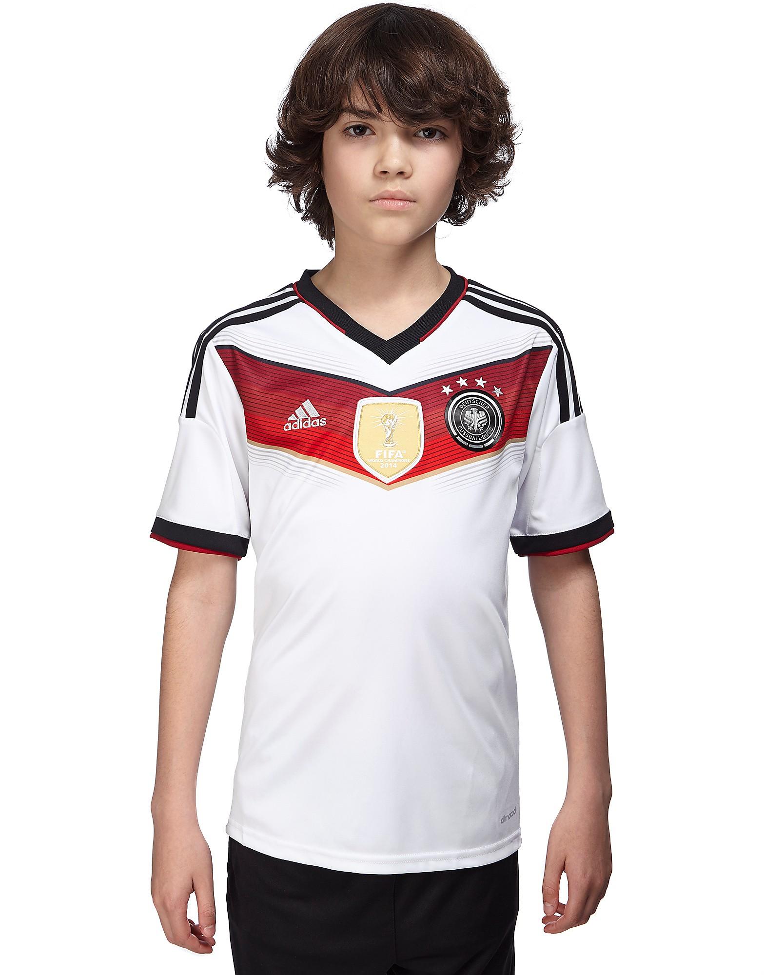 adidas Germany Winners Junior Home Shirt