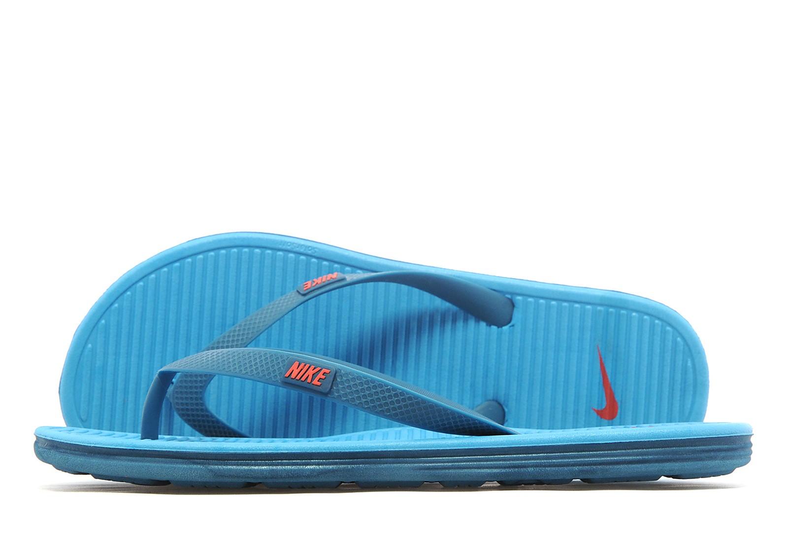 Nike Solarsoft II Flip-Flops