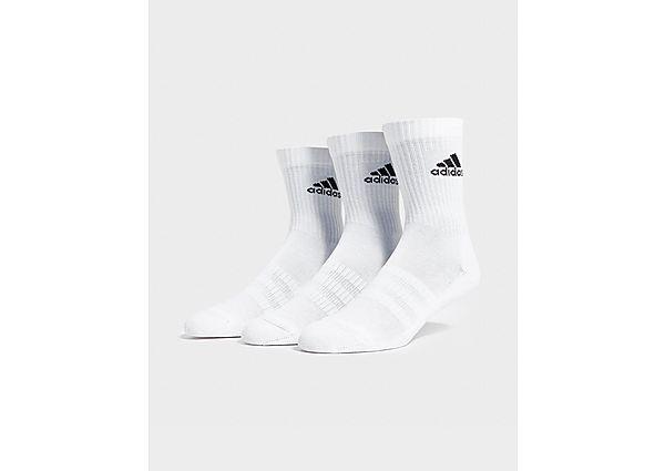 Ropa Interior Mujer deporte adidas pack de 3 calcetines júnior
