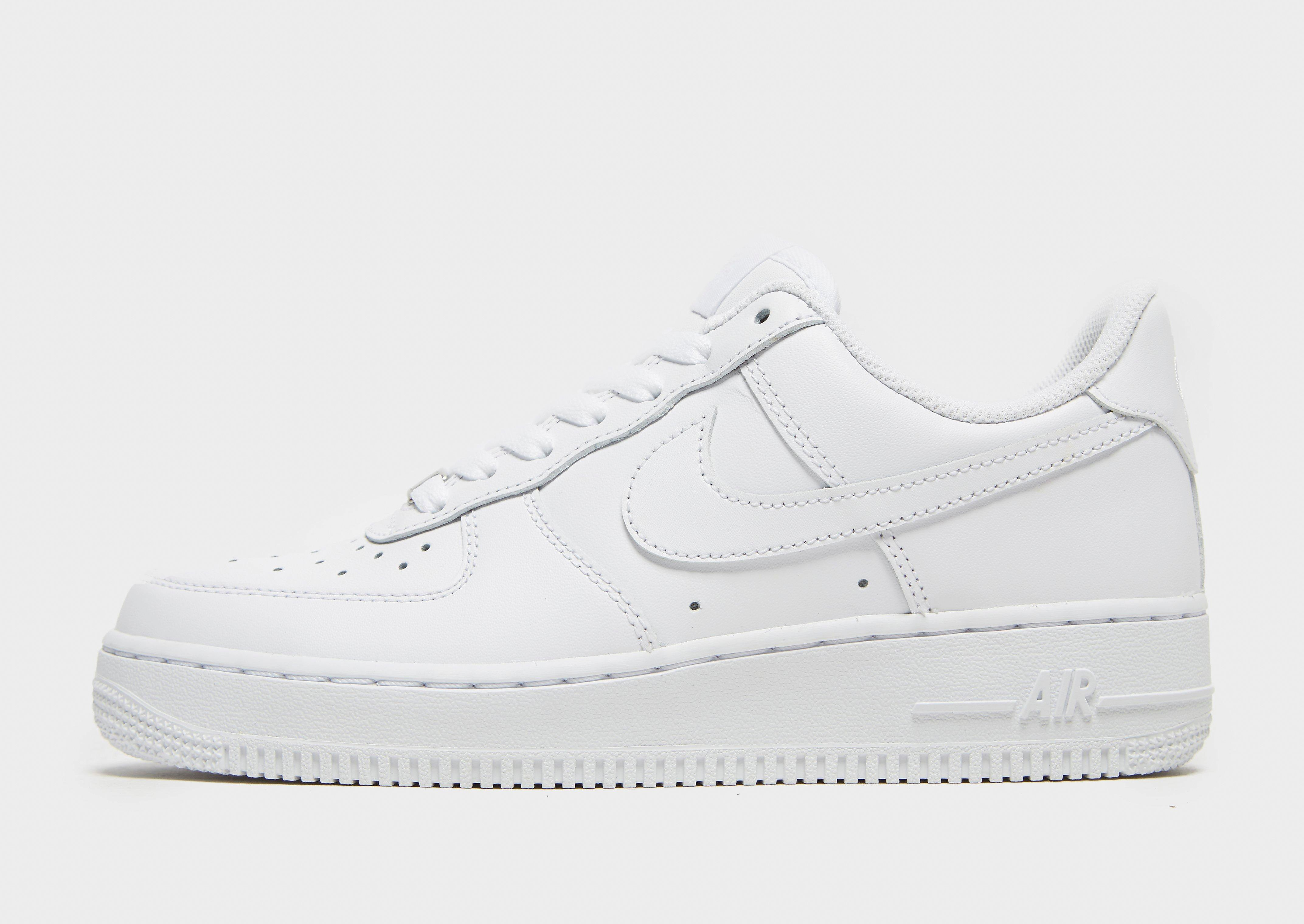 Nike Air Force 1 Low Dames - Wit - Dames
