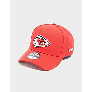 edaa8d52f82 New Era NFL Kansas City Chiefs 9FORTY Cap ...