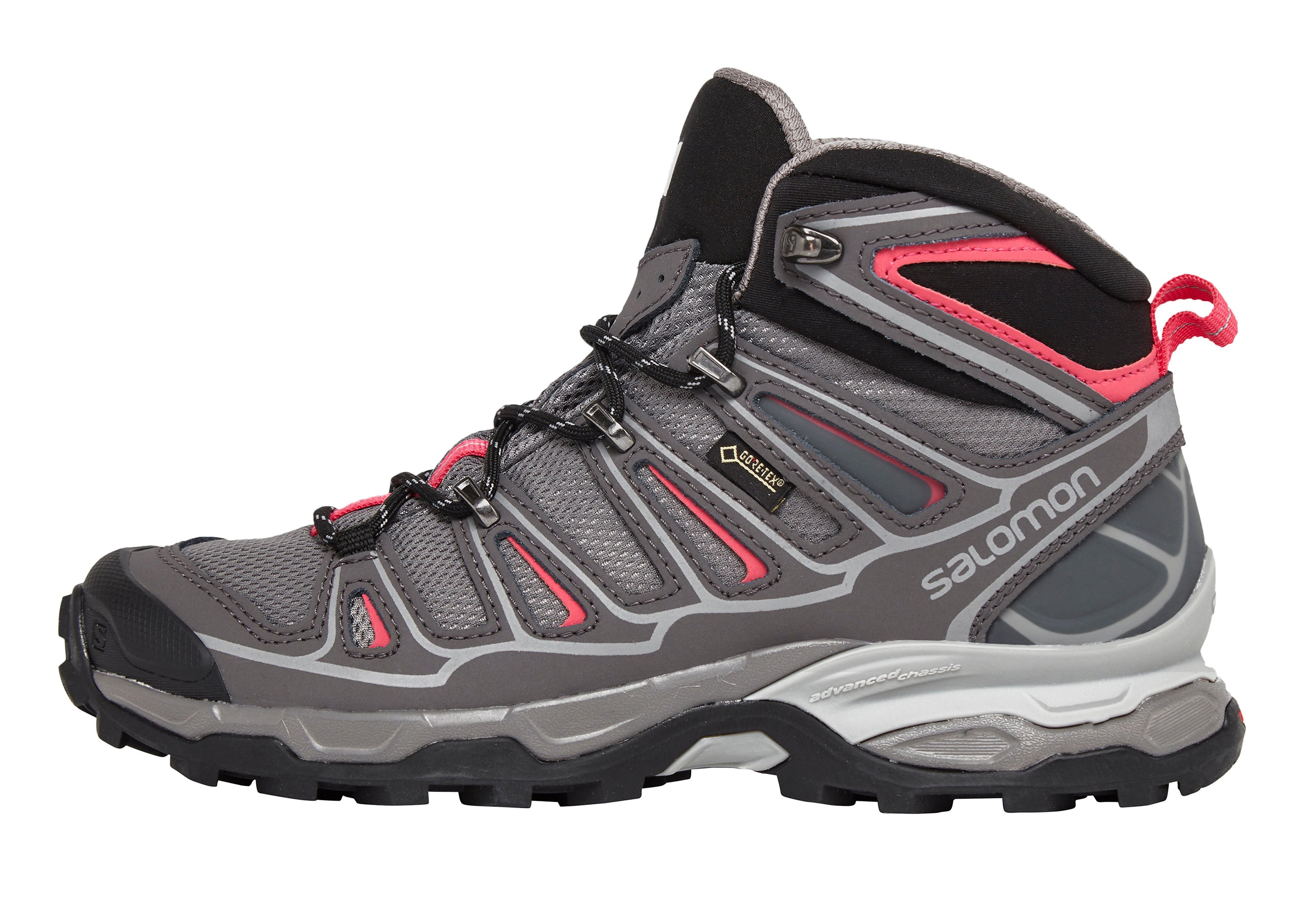 Salomon X Ultra Mid GTX Waking Boots
