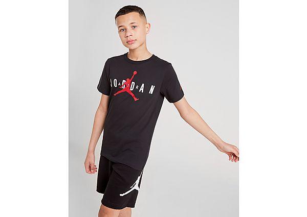 Comprar Ropa deportiva para niños online Jordan camiseta Air júnior, White/Red