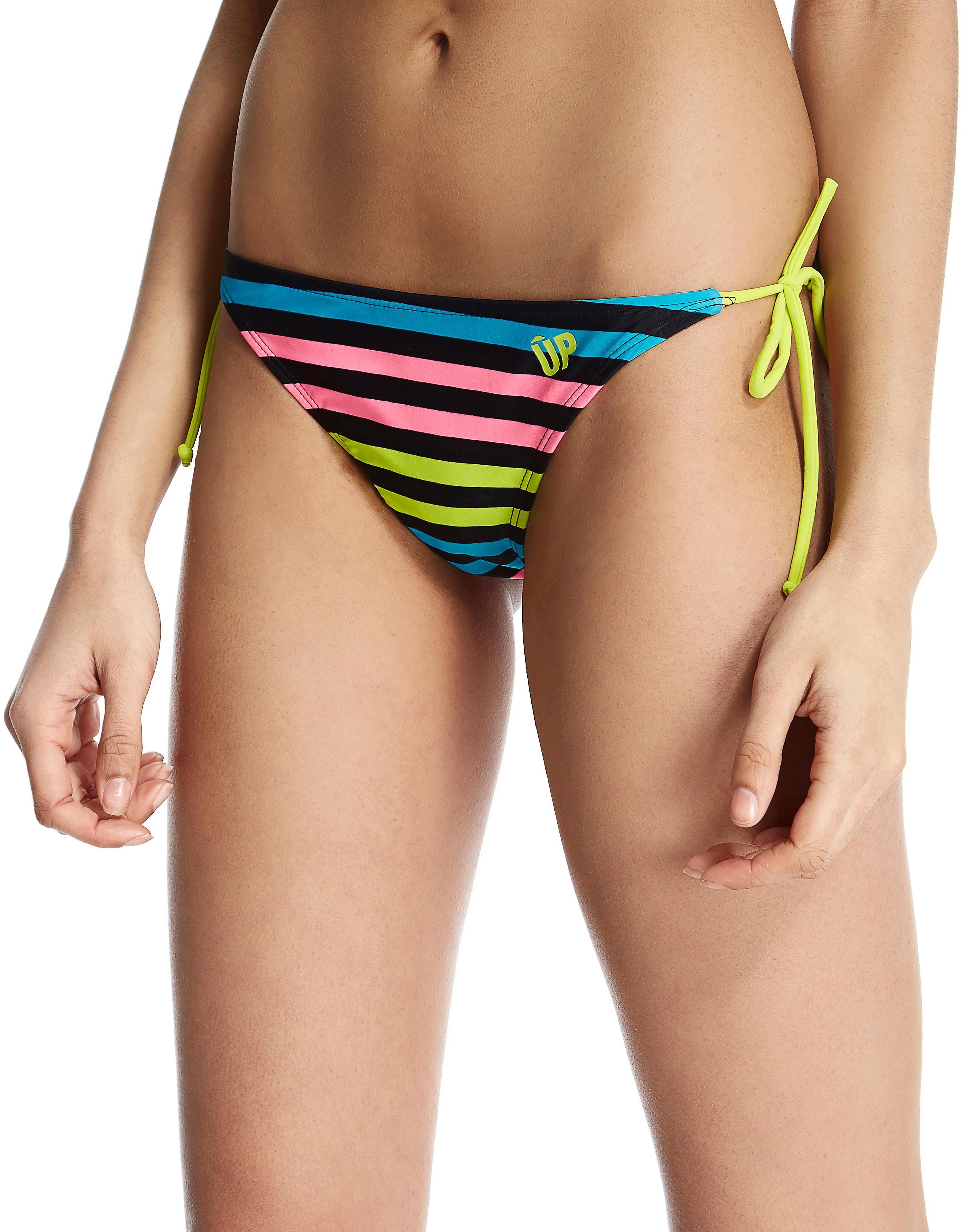 Sprinter Striped Bikini Bottoms