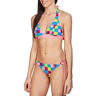 Sprinter Triangle Square Bikini Top