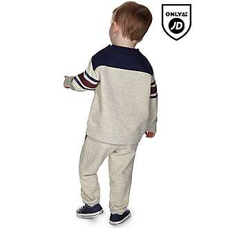 Nickelson Griffey Fleece Suit Infant