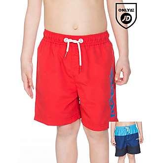 McKenzie Crawl 2 Pack Shorts Children