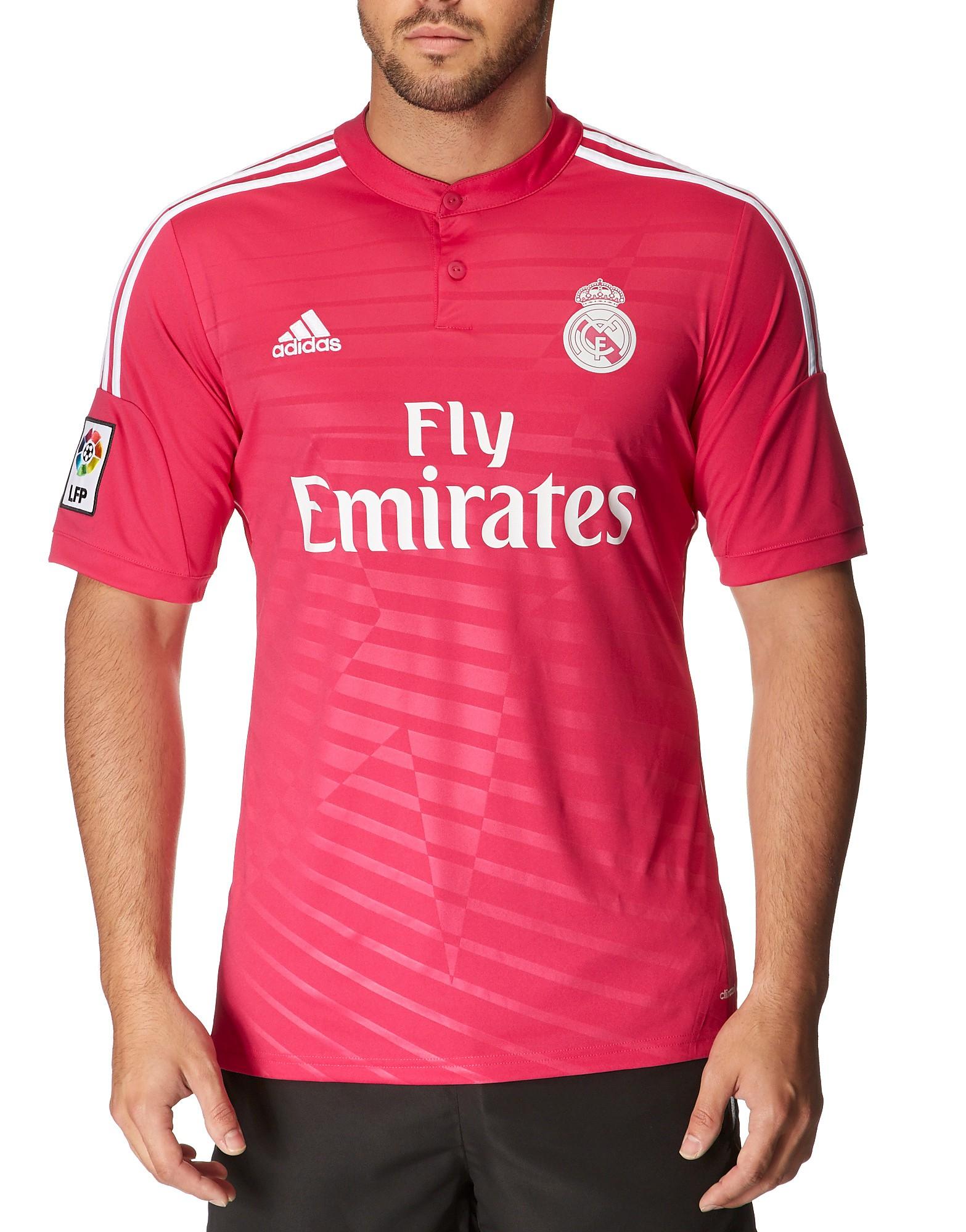 adidas Real Madrid 2014 James Away Shirt